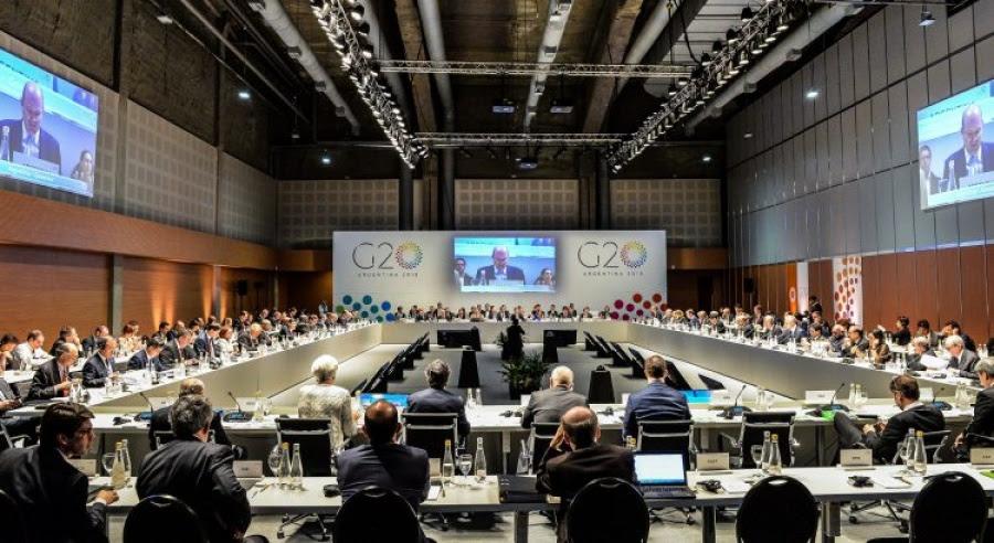 Όλοι εναντίον Trump στη σύνοδο των G20 - Καθοριστικές αποφάσεις για εμπορικό πόλεμο Κίνας - ΗΠΑ  - Πυρετώδεις διαβουλεύσεις για την Ιταλία
