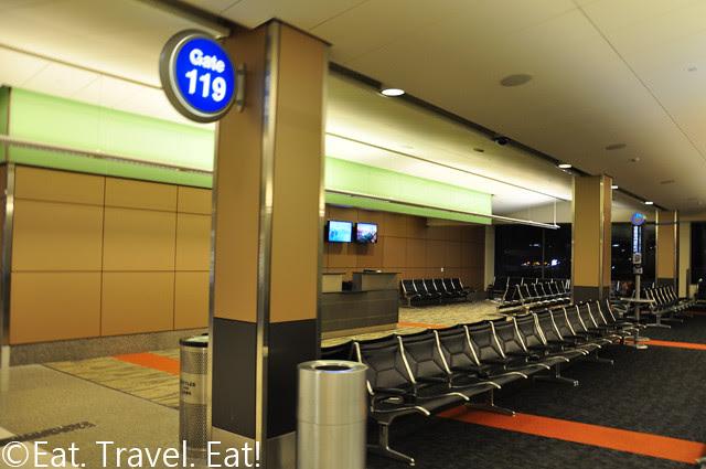 Gate 119, TBIT @ LAX