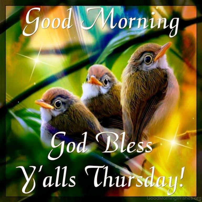 38 Good Morning Wishes On Thursday