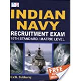Indian Navy Recruitment Exam Book