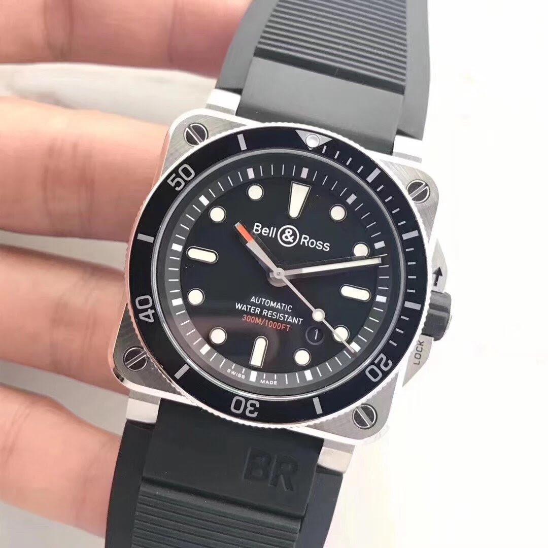 Replica Bell & Ross BR03-92 Watch