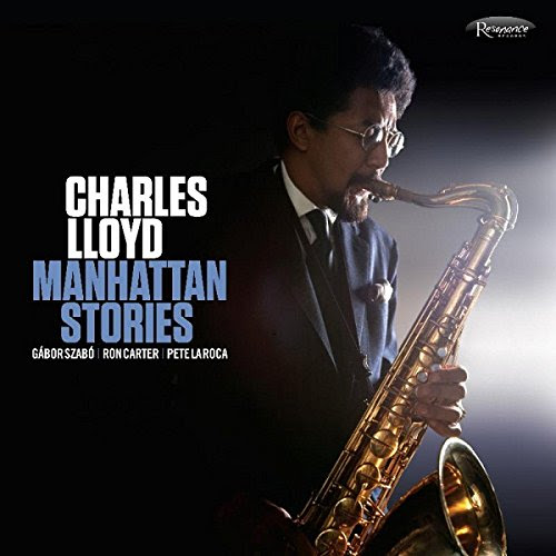 Charles Lloyd  - Manhatten Stories cover