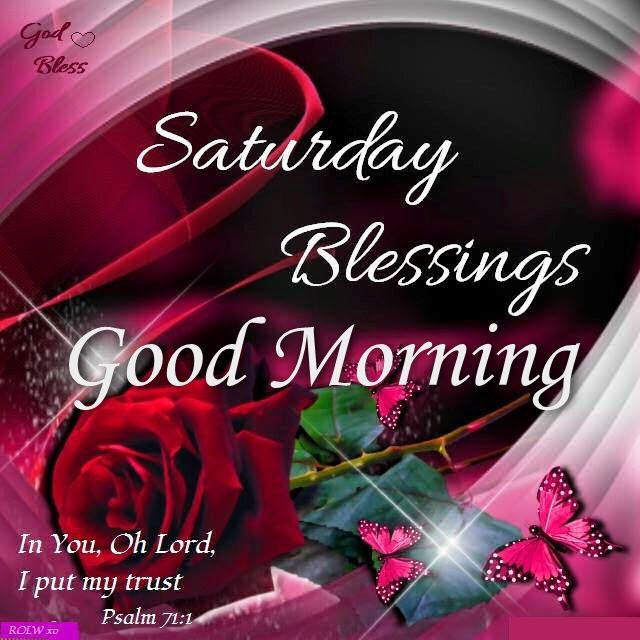 Saturday Blessings Quote With Roses Pictures Photos And Images For