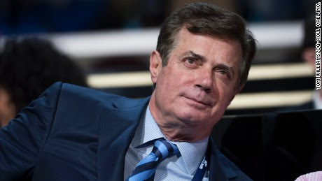 Manafort's journey to center of Mueller investigation