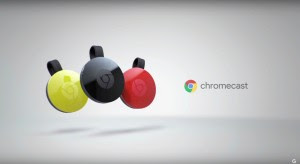 New design, new features, new Chromecast. Photo: Google