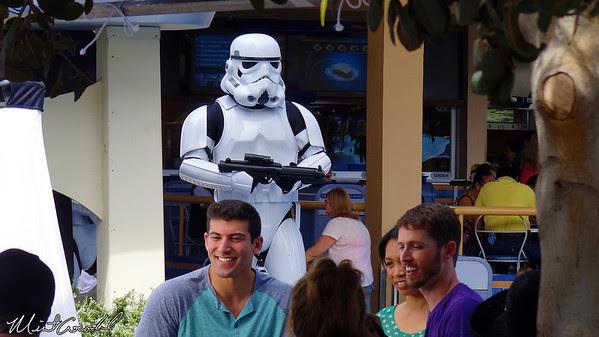 Disneyland, Star Wars, Darth Vader, Storm Trooper, Commercial