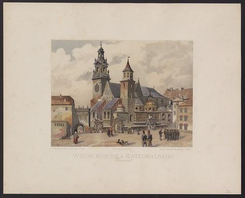 Klejnoty miasta Krakowa by Juliusz Kossak 1886 b