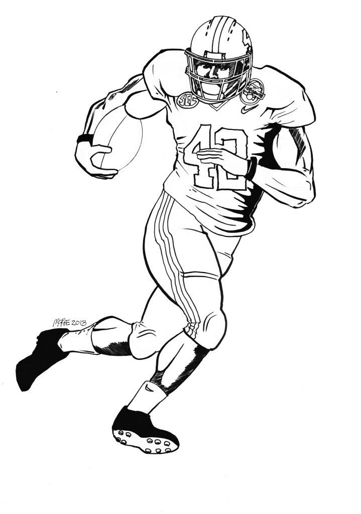 Notre Dame Football Coloring Pages at GetColorings.com | Free printable colorings pages to print ...