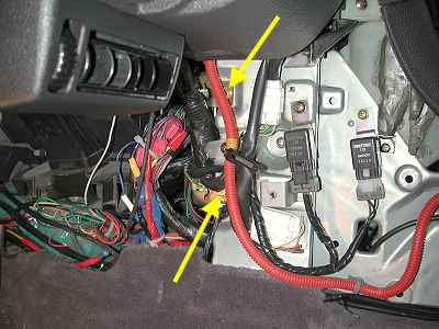 pontiac power seat wiring diagram image 5