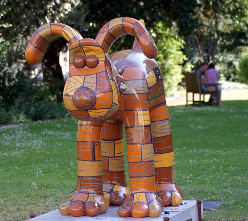 Gromit In The Park