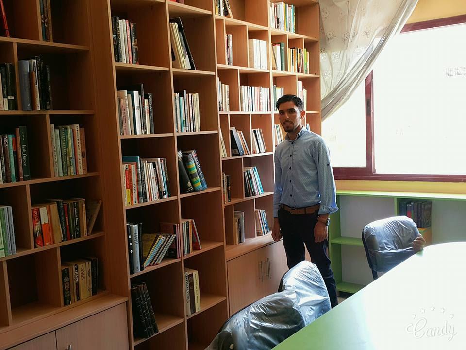 biblioteca Gaza 2