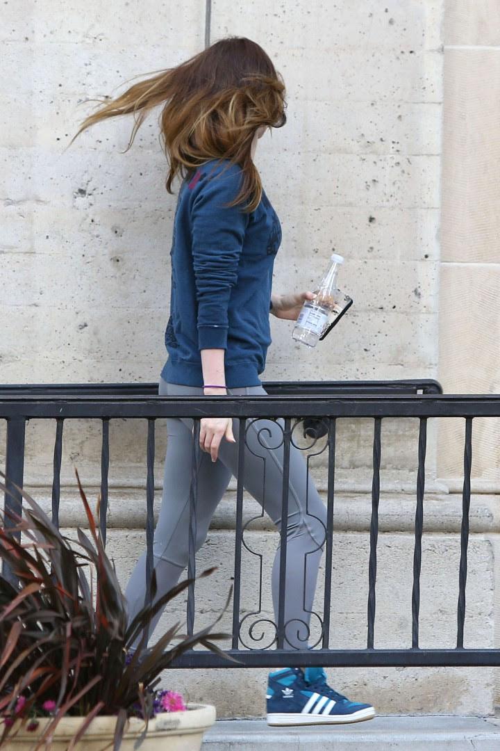 Megan Fox 2014 Pics in tights-05