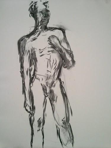 David pose