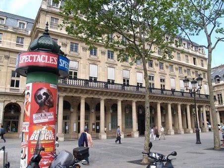 """Résultat de recherche d'images pour """"place du théâtre français"""""""