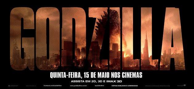 Filme Godzilla 2014