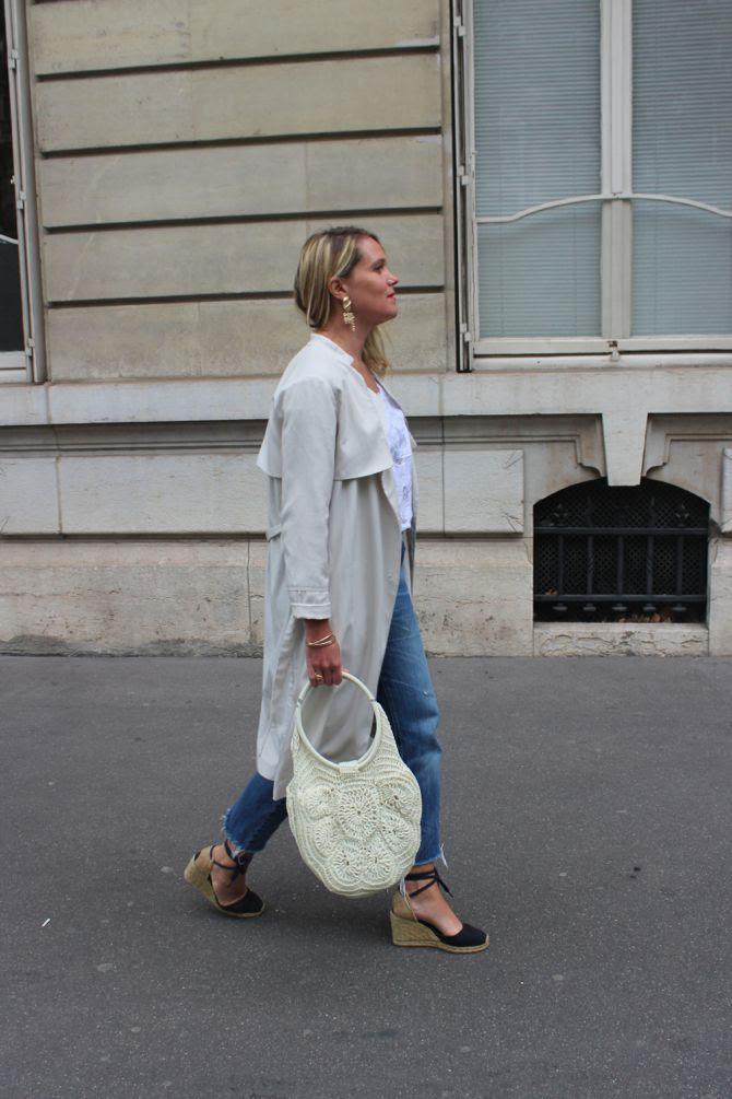 photo 9-top mode mexique trench long beige blond Pauline Le 58 espadrilles castaner_zps3zu7vxvv.jpg