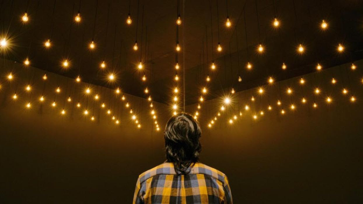 This Toronto Event Has A Hidden Room Of 3000 Lights That React To Your Heartbeat
