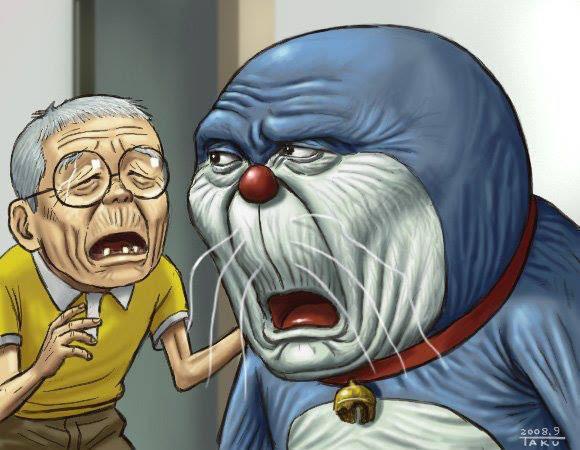 89+ Foto Gambar Doraemon Iblis Paling Bagus