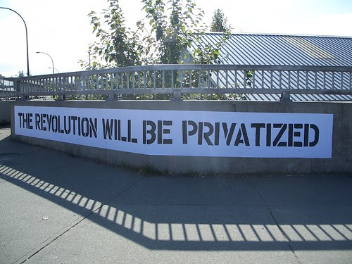 the revolution will be privatized (day)