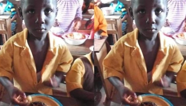 Great News! Fufu eating 'our day' student to be relocated to Canada