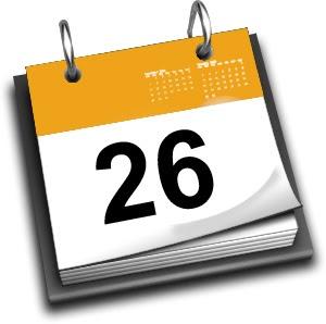Diário Oficial divulga dias de feriados nacionais e os pontos facultativos em 2018