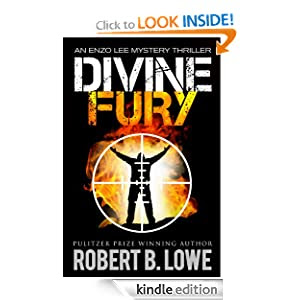 Divine Fury (An Enzo Lee Mystery Thriller)