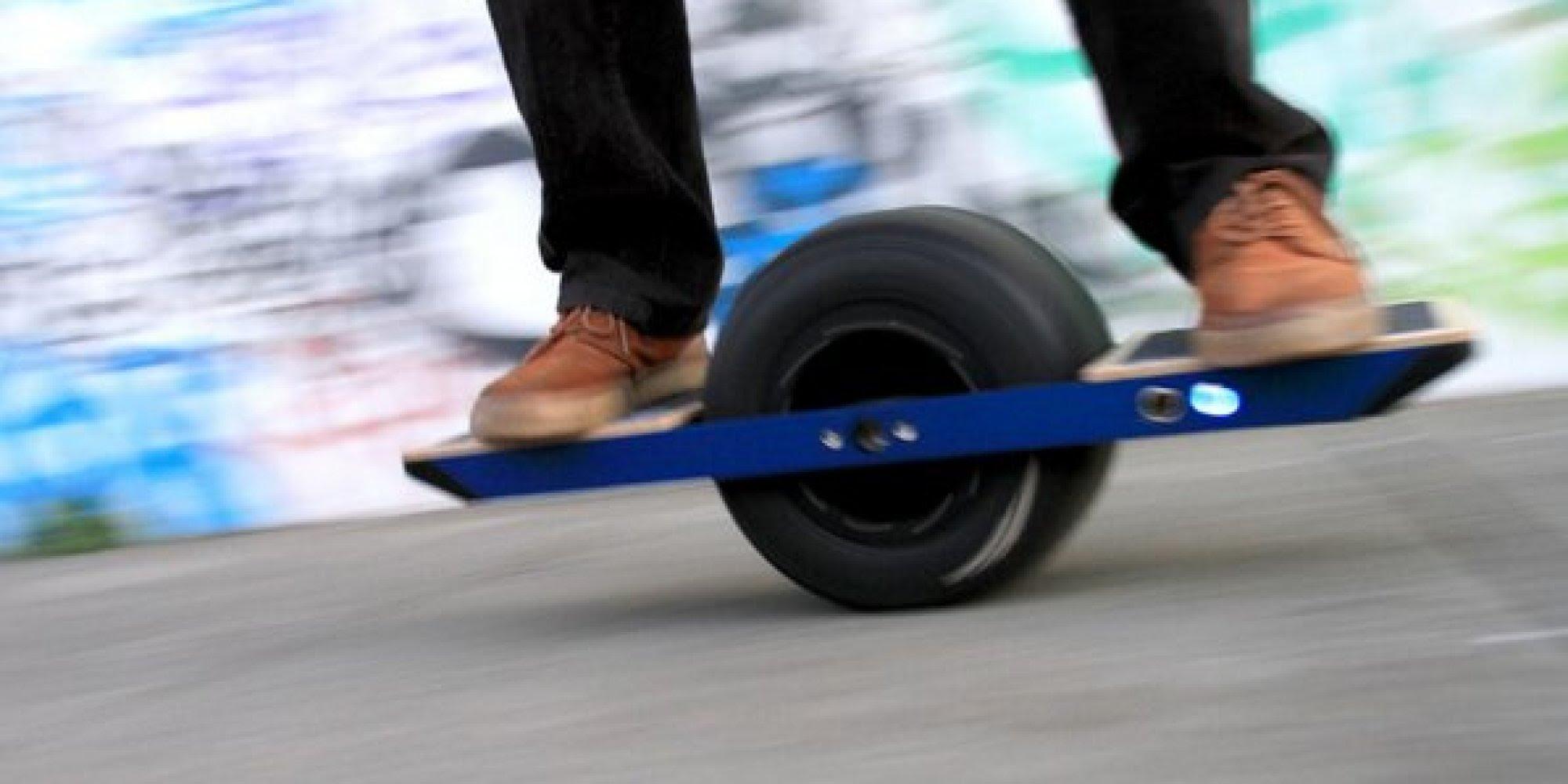 \u002639;Onewheel\u002639; Electric Skateboard Is A Flawed Take On The Future HANDS ON  HuffPost UK