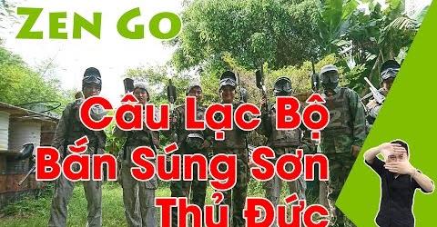 [Zen Go] Review Câu Lạc Bộ Bắn Súng Sơn Quận Thủ Đức TPHCM