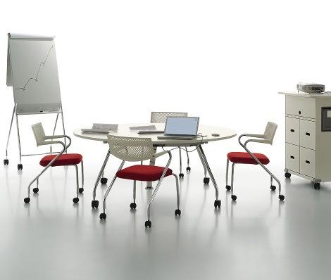 workalicious vitra ad hoc mobile desks. Black Bedroom Furniture Sets. Home Design Ideas