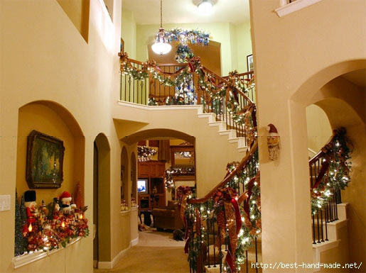 christmas-decor-banister-lighting (515x385, 138Kb)