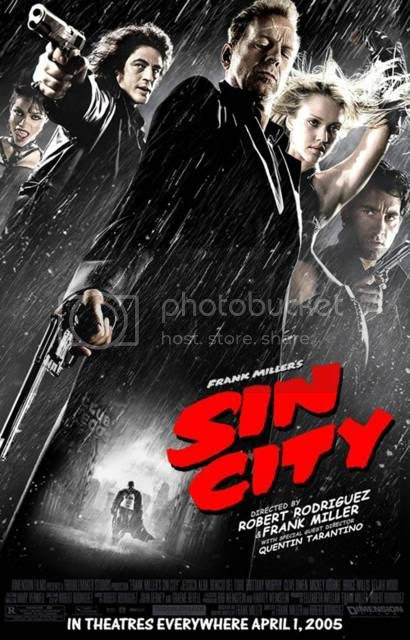 Sin City –Cartel-