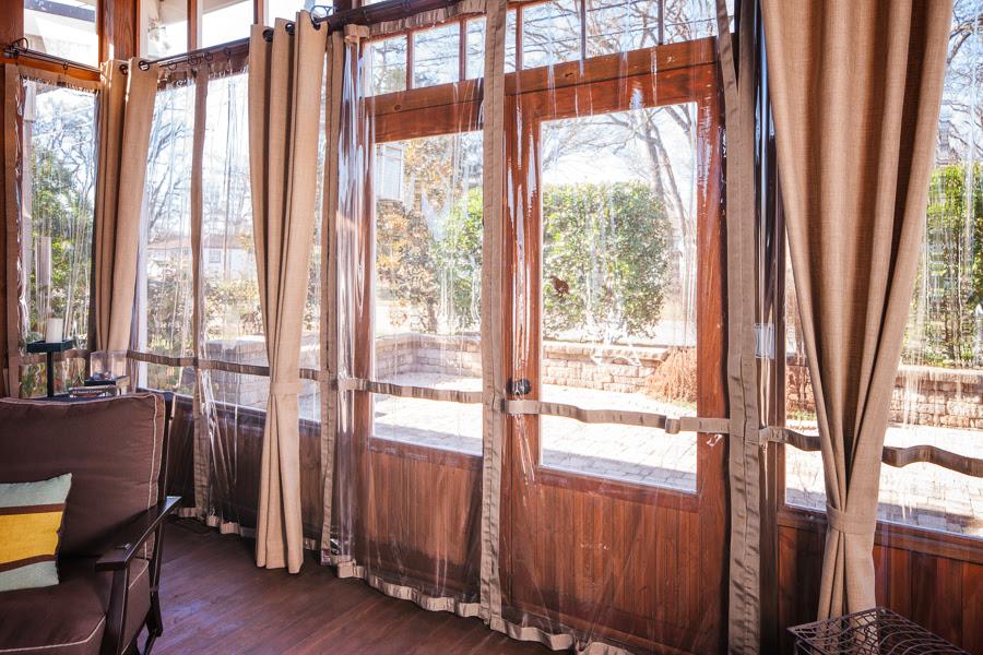 screened door custom cypress porch co 6