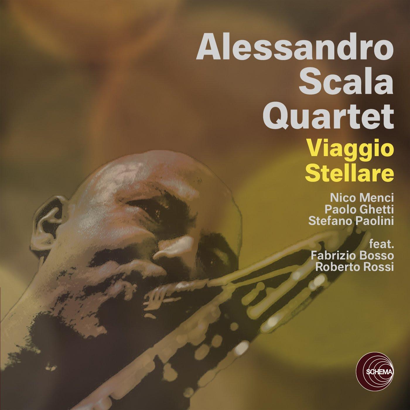 Alessandro Scala - Viaggio Stellare cover