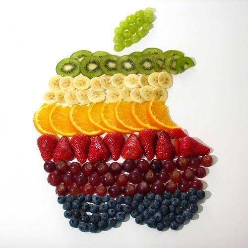 Apple Fruit by David - in Austin.