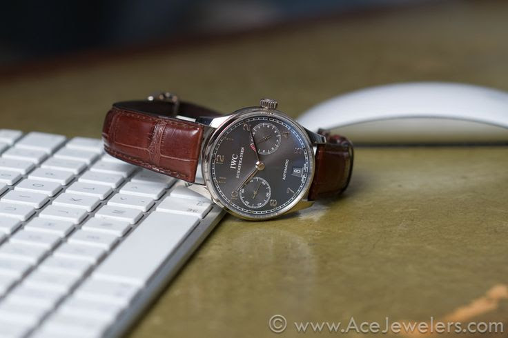 iwc watches new