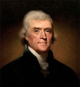 Thomas Jefferson failed