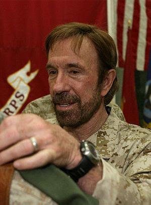 Norris in 2006