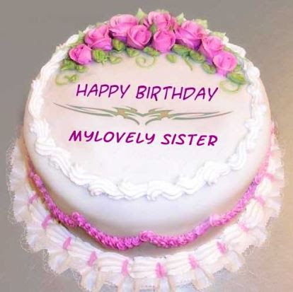 Happy Birthday Sister Images Wishes Pics Pictures Photo Downloads