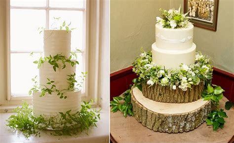 Woodland Wedding Cakes ? Part 1 ? Cake Geek Magazine