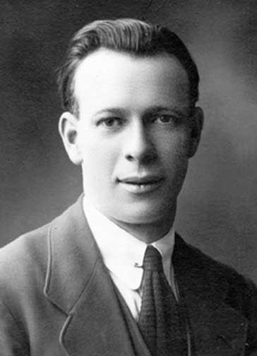 John Thomas Pask c1920