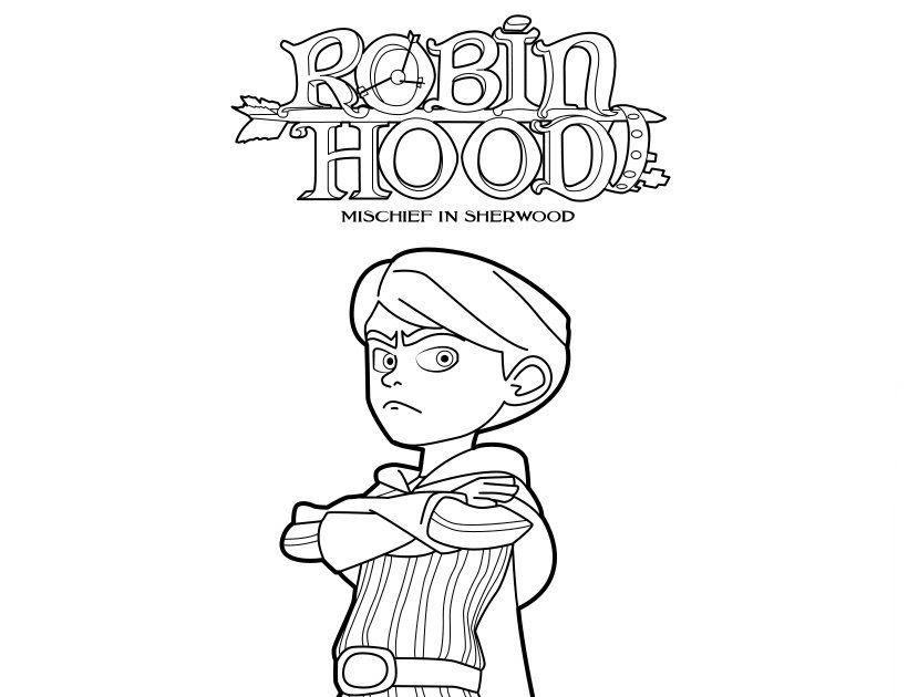 robin hood malvorlagen adalah  amorphi