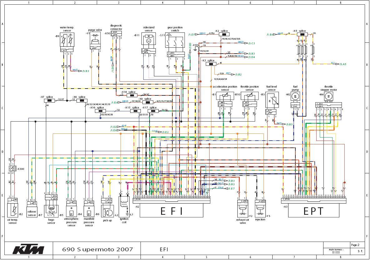Ktm 690 Wire Diagram