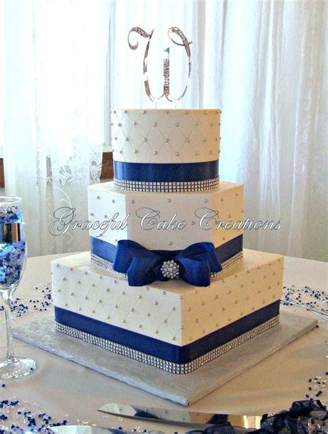 home improvement. Navy blue wedding cake   Summer Dress