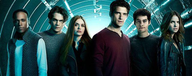 Resultado de imagem para elenco teen wolf