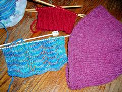 Anne's scarf