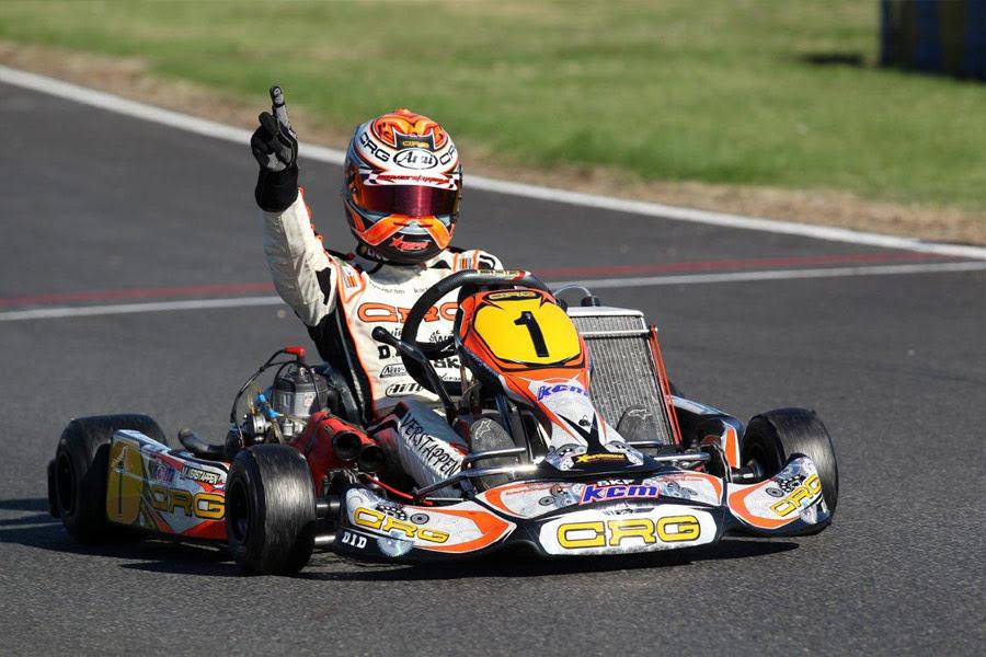 Racing Team - CRG Rental Kart