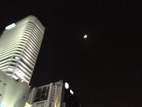 韓國的月亮。