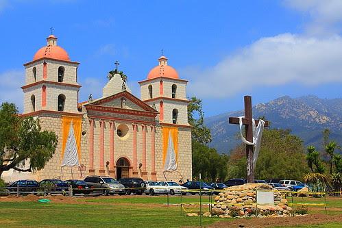 IMG_0669 Mission Santa Barbara, California