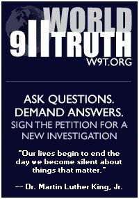 Click here to go to the 'World For 911 Truth' website!