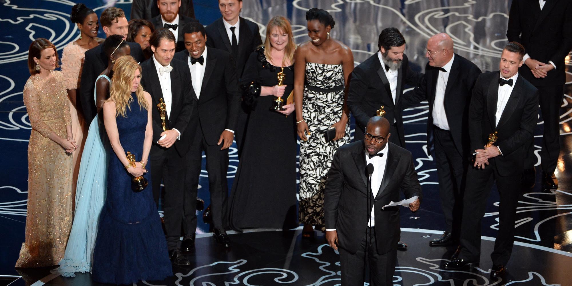 Oscar Winners List 2014: '12 Years A Slave' Takes Best ...